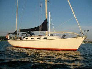Used Alerion Express 38 Yawl Sailboat For Sale