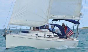 Used J Boats J/120 Shoal Draft Carbon Mast Cruiser Sailboat For Sale