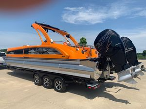New Manitou X-plode XT SRS Pontoon Boat For Sale