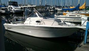 Used Sportcraft 241 Walkaround Sports Fishing Boat For Sale