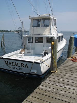 Used Wesmac 42 Commercial Boat For Sale