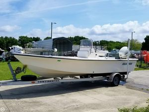 Used Sea Pro SV2100 CC Center Console Fishing Boat For Sale