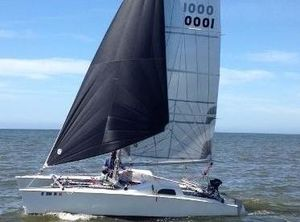 Used Reynolds 21' Catamaran Sailboat For Sale