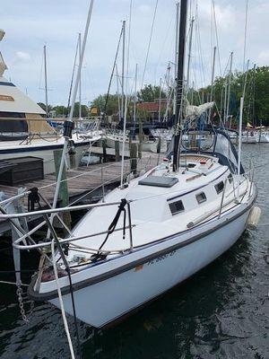 Used Seafarer Daysailer Sailboat For Sale