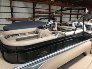New Bennington 23 SSBXP - STERN PORT LOUNGE - PREMIUM Pontoon Boat For Sale