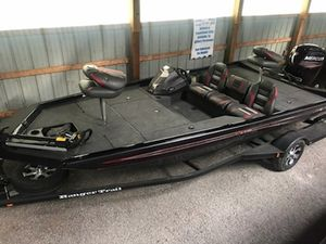 New Ranger RT178 Bass Boat For Sale