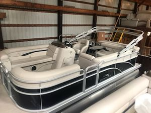 New Bennington 188 SL - 8' Narrow Beam Pontoon Boat For Sale