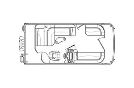 New Bennington 20 SL Pontoon Boat For Sale