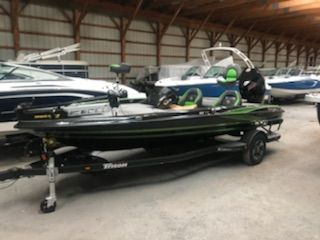 New Triton Boats 18 TrX Bass Boat For Sale