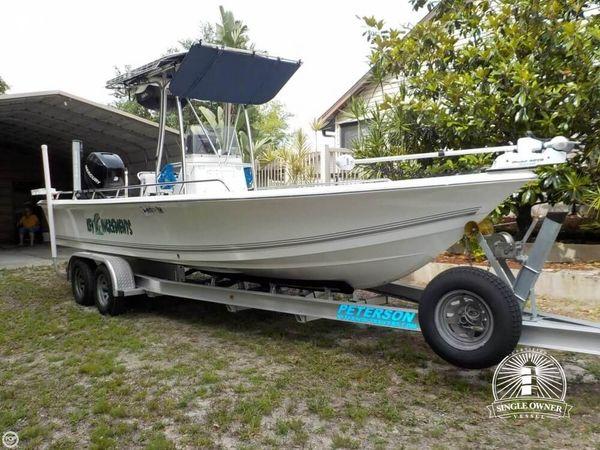 Used Sea Pro SV2400 CC Center Console Fishing Boat For Sale