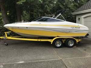 Used Blue Water Boats Vision Bowrider Boat For Sale
