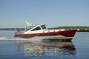 Used Lyman-Morse Monhegan 38 High Performance Boat For Sale