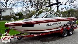 Used Supra Sunsport 21V Ski and Wakeboard Boat For Sale