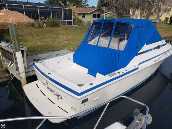 Used Bertram 28 Bahia Mar Sports Fishing Boat For Sale