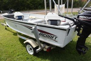 Used Alumacraft V14 Center Console Fishing Boat For Sale