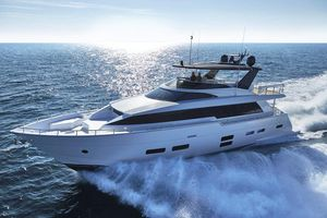 New Hatteras M75 Panacera Motor Yacht For Sale