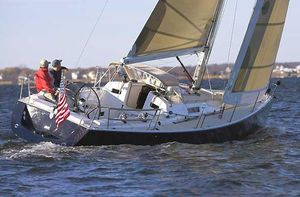Used J Boats J/124 Cruiser Sailboat For Sale