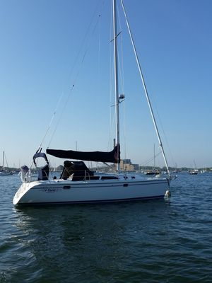 Used Catalina 320 Cruiser Sailboat For Sale