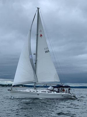 Used Catalina 400 MKII Cruiser Sailboat For Sale