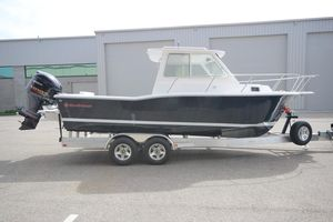 New Northcoast 235 Cabin IN Stock Yamaha VMAX Vf250xa Sports Fishing Boat For Sale
