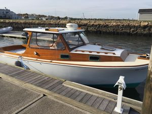 Used Lyman-Morse Monhegan High Performance Boat For Sale