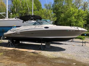 Used Sea Ray Sundeck(fresh Water Cooled) Bowrider Boat For Sale