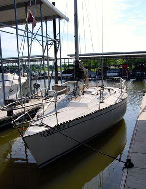 Used Santana 30 GP Racer and Cruiser Sailboat For Sale