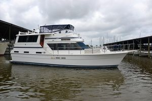 Used Gulfstar 49 Motor Yacht Repowered Motor Yacht For Sale