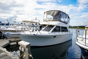 Used Olympic 34' Cruiser Boat For Sale