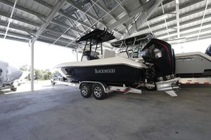 New Blackwood 27 CC Center Console Fishing Boat For Sale