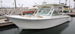 Used Parker 2540 Express Cruiser Boat For Sale