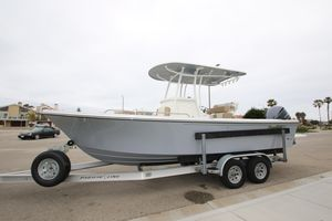New Parker 23 Center Console Center Console Fishing Boat For Sale