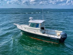 Used Steiger Craft 21 DV Miami Express Cruiser Boat For Sale
