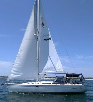 Used Catalina 34 MKII Racer and Cruiser Sailboat For Sale