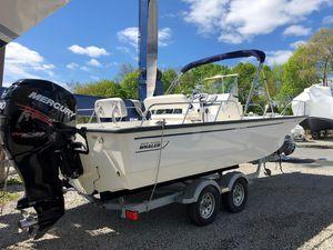 Used Boston Whaler 210 Montauk Freshwater Fishing Boat For Sale