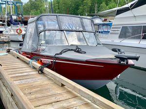 Used Tracker Targa V-18 WT Freshwater Fishing Boat For Sale