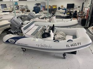 Used Walker Bay Genesis 310ft Tender Boat For Sale