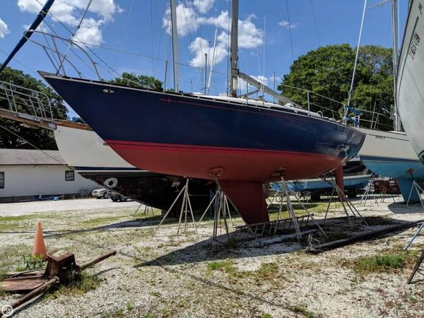 Used C & C Yachts 34 Sloop Sailboat For Sale