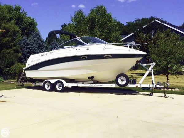 Used Larson 240 HAMPTON Cruiser Boat For Sale