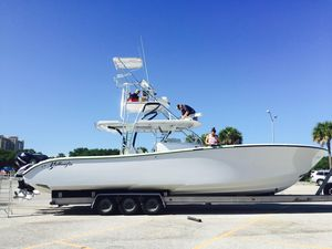 Used Yellowfin 42' Center Console Center Console Fishing Boat For Sale