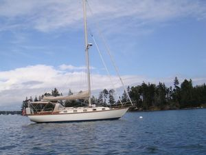 Used Cape Dory 36' Antique and Classic Boat For Sale