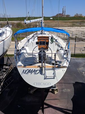 Used Pacific Seacraft Ericson 34-11 Cruiser Sailboat For Sale
