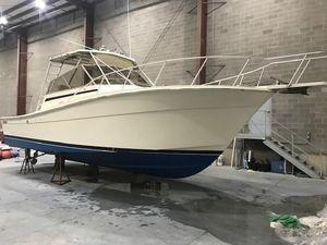 Used Topaz 32 Sportfisherman Saltwater Fishing Boat For Sale
