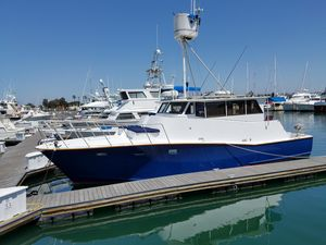 Used Pacifica 48 Sedan Sportfisher Pilothouse Boat For Sale