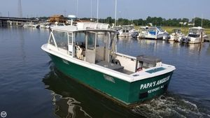 Used Jersey 30 Sports Fishing Boat For Sale