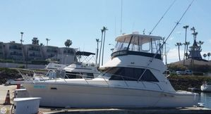 Used Riviera 36 Sports Fishing Boat For Sale