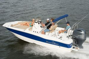 New Nauticstar 211 Hybrid Center Console Fishing Boat For Sale