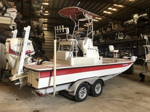 Used Majek Ultracat Saltwater Fishing Boat For Sale