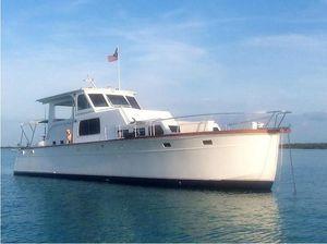 Used Huckins 52 Fairform Flyer Motor Yacht For Sale