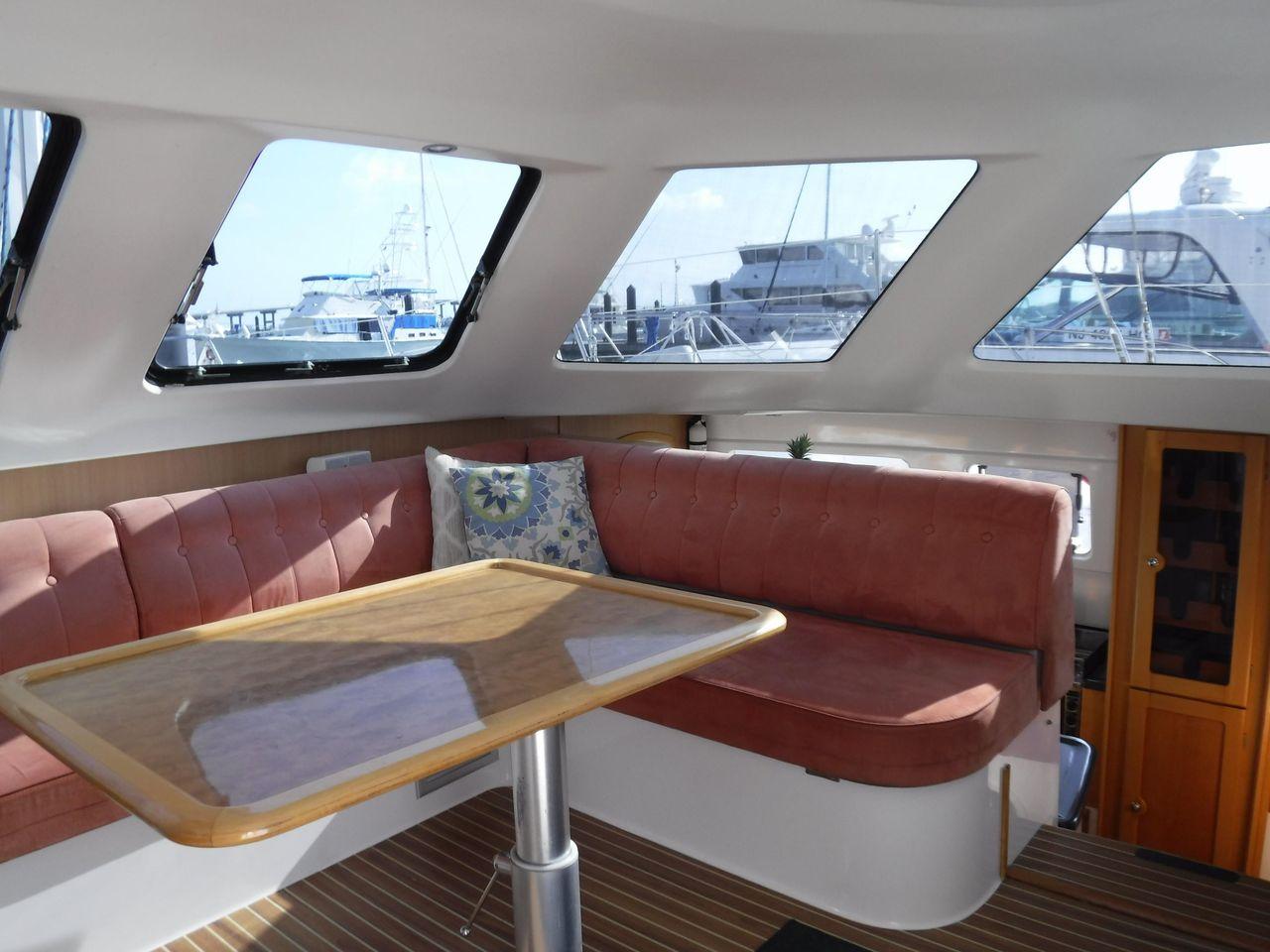 2005 Used Seawind 1160 Catamaran Sailboat For Sale
